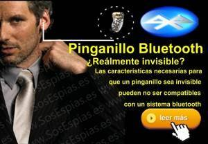 Pinganillo Bluetooth